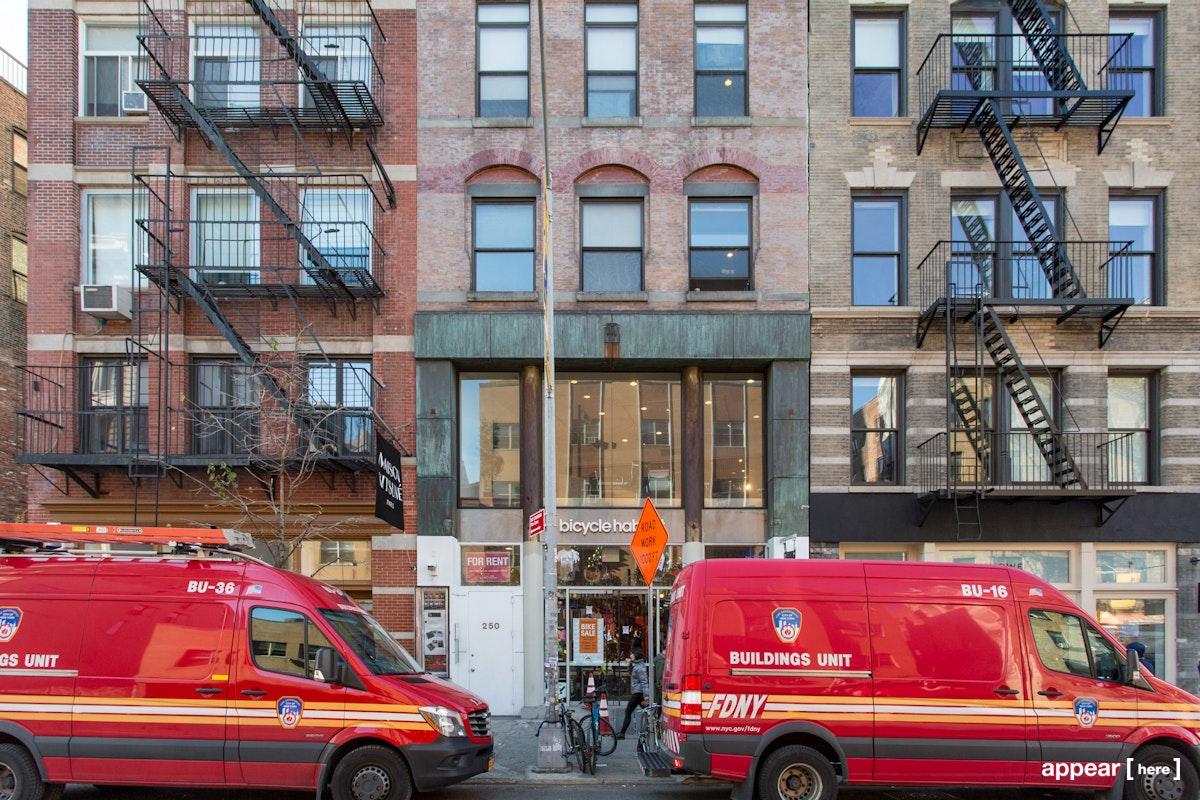 250 Lafayette Street, NY, New York