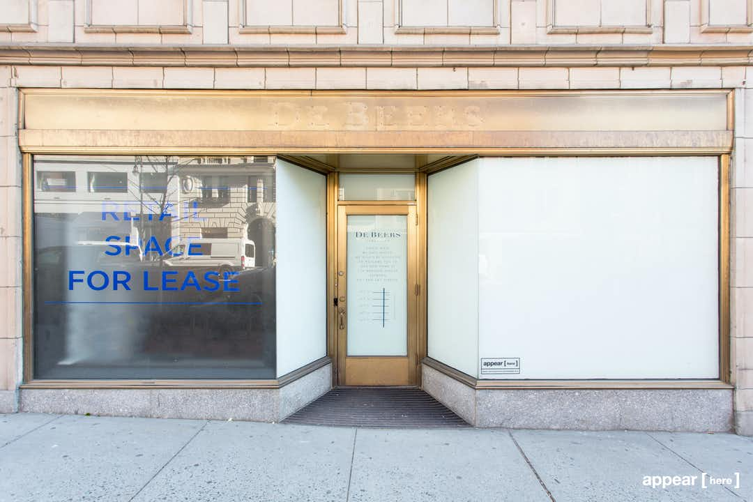 rent a space madison avenue upper east side the luxe store pop up shops showrooms galleries in new york madison avenue upper east side