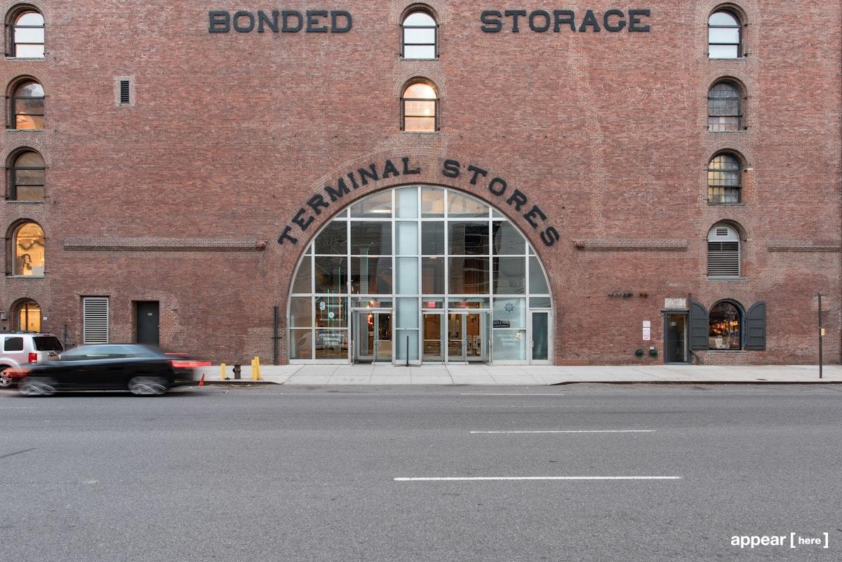 11th Avenue, Chelsea - Historic red brick warehouse
