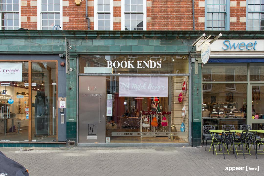 Exmouth Market Boutique, Clerkenwell