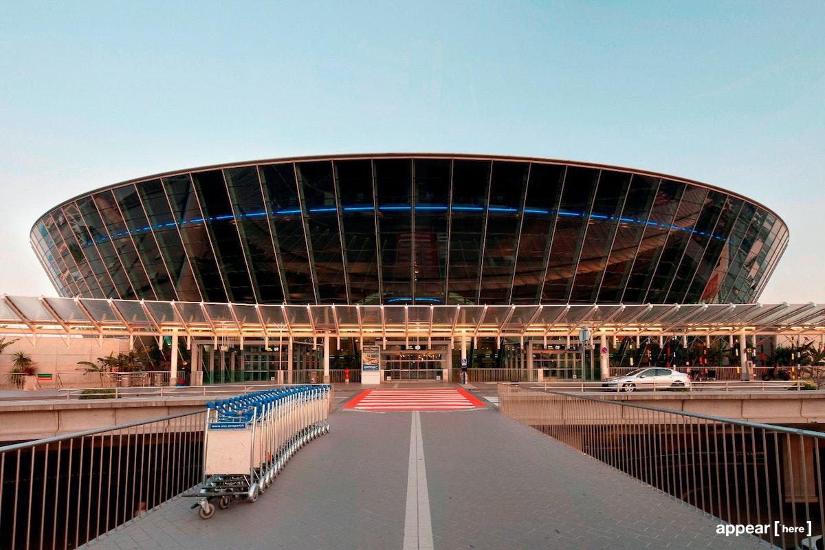 Nice Côte d'Azur International Airport, Nice