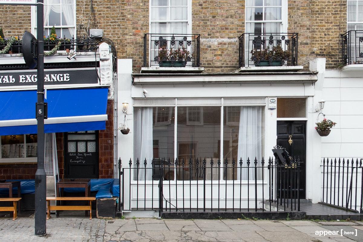 25 Sale Place London, London