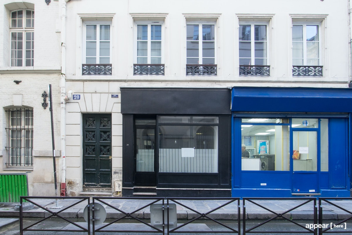 20 rue Montgolfier, Arts et Métiers, Paris , 3e