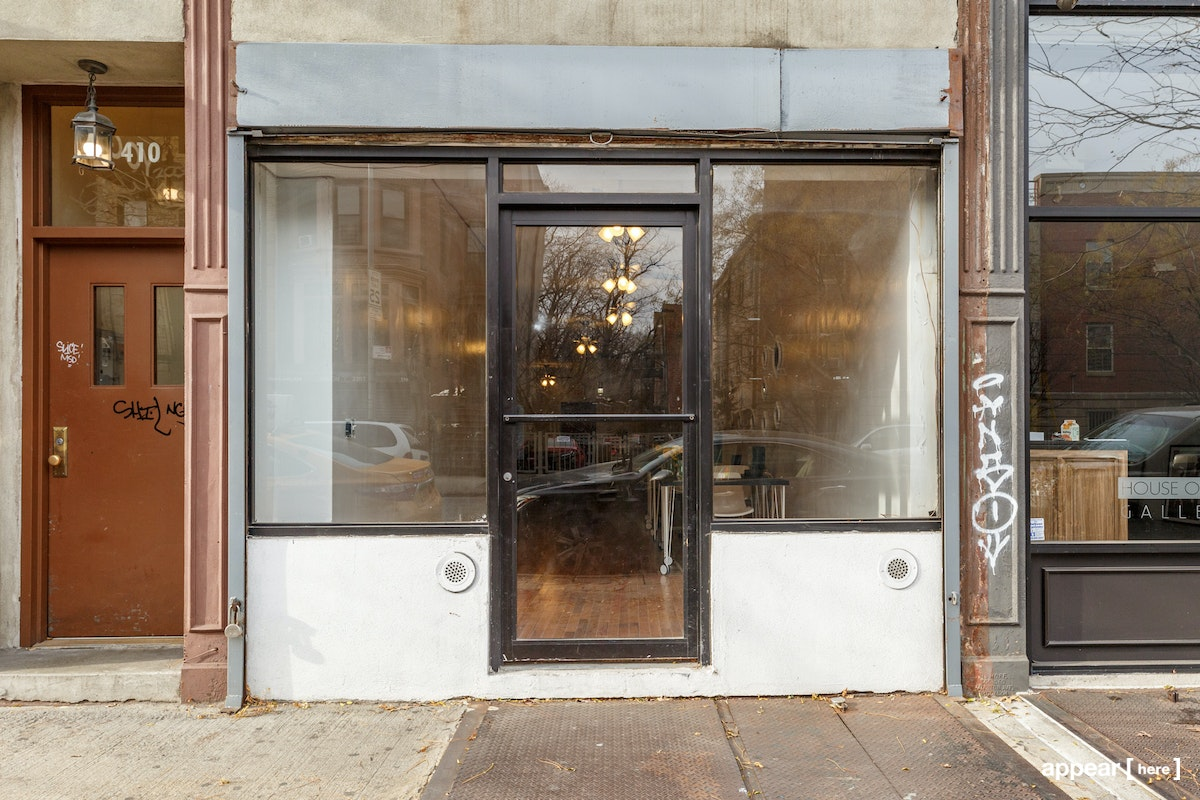 The Pop-Up Shop in Bed-Stuy