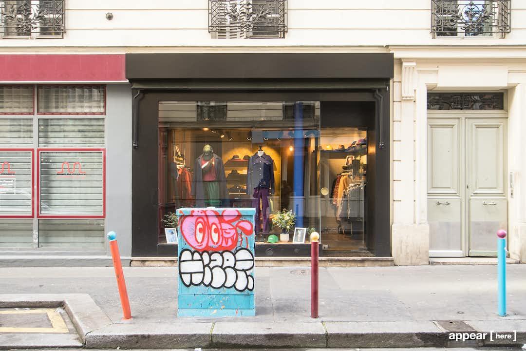 65 rue de Lancry, Canal Saint-Martin, Paris, 10e