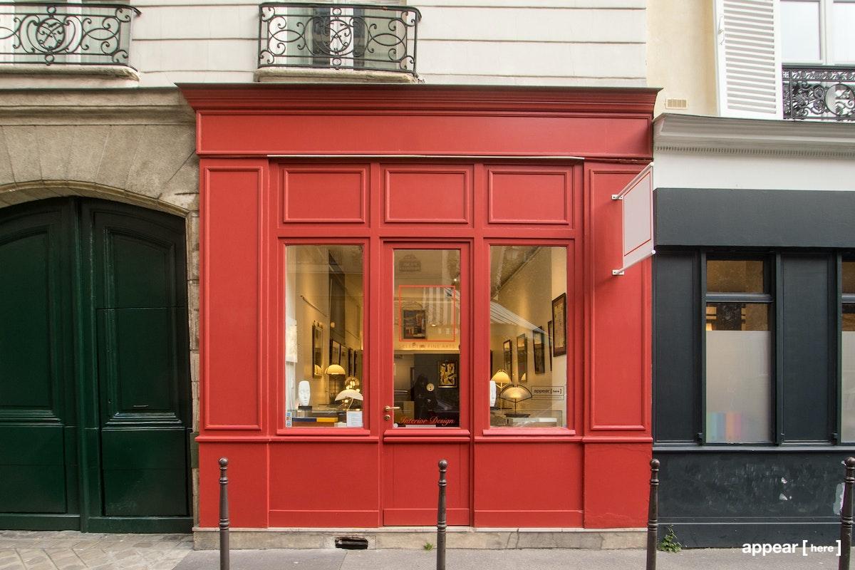 58 rue des Tournelles, Le Marais, Paris, 3e