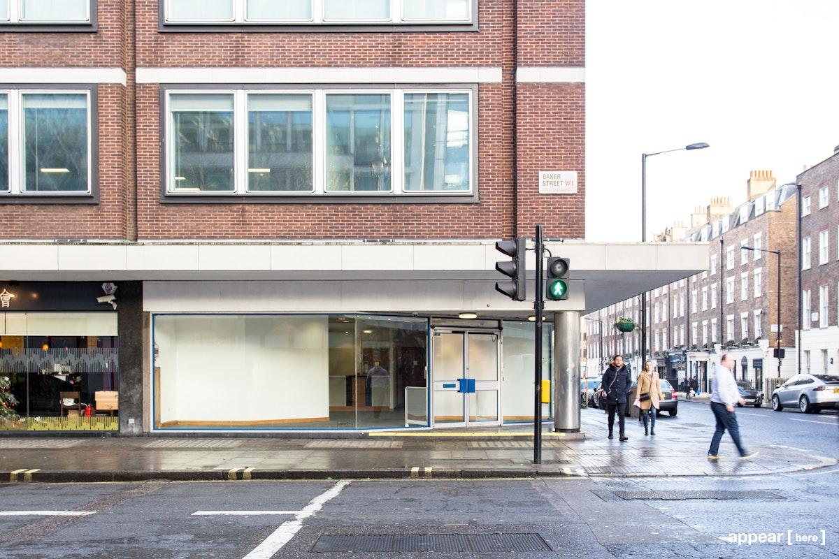 Baker Street's Corner Shop, Marylebone