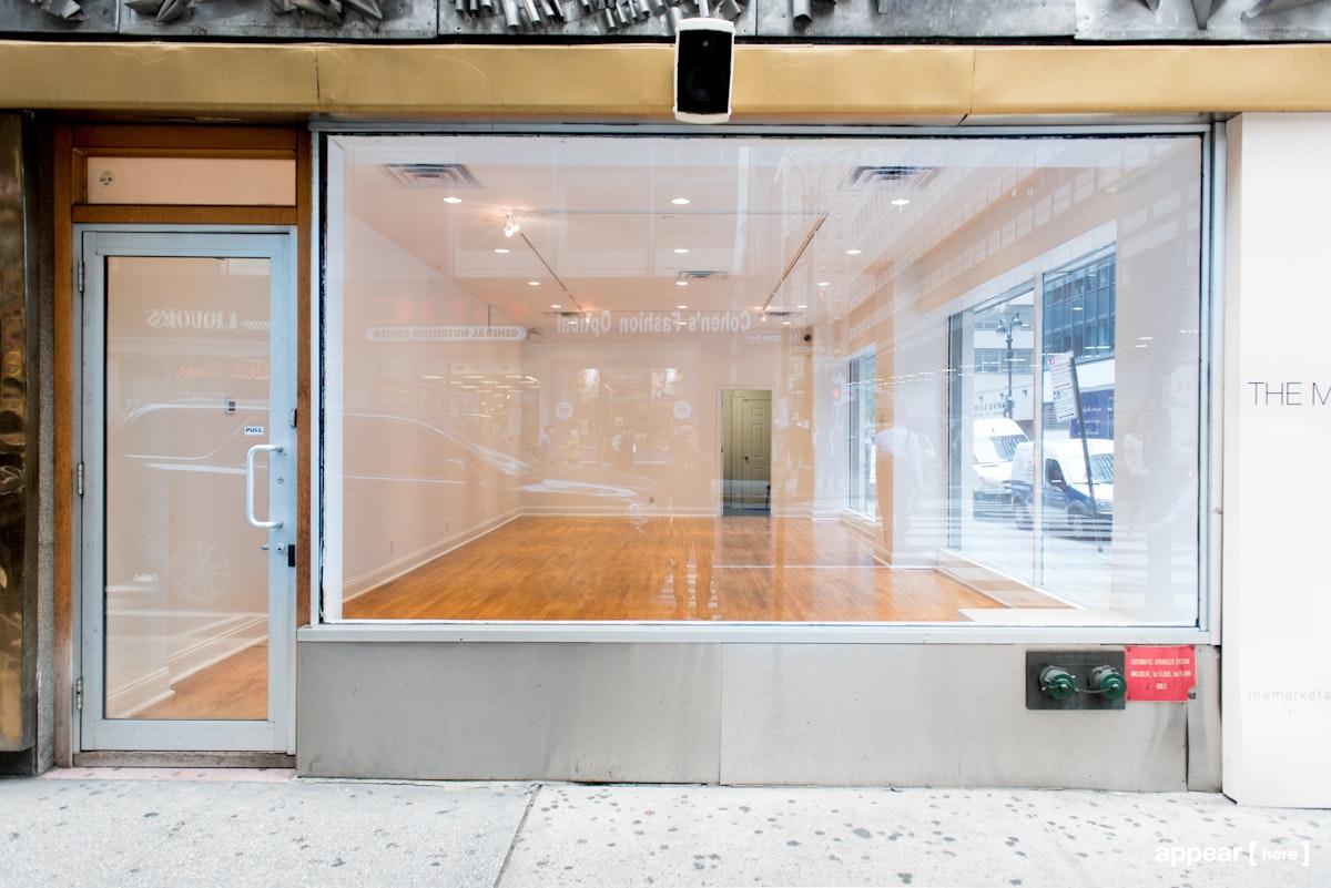 Lexington Avenue – the corner