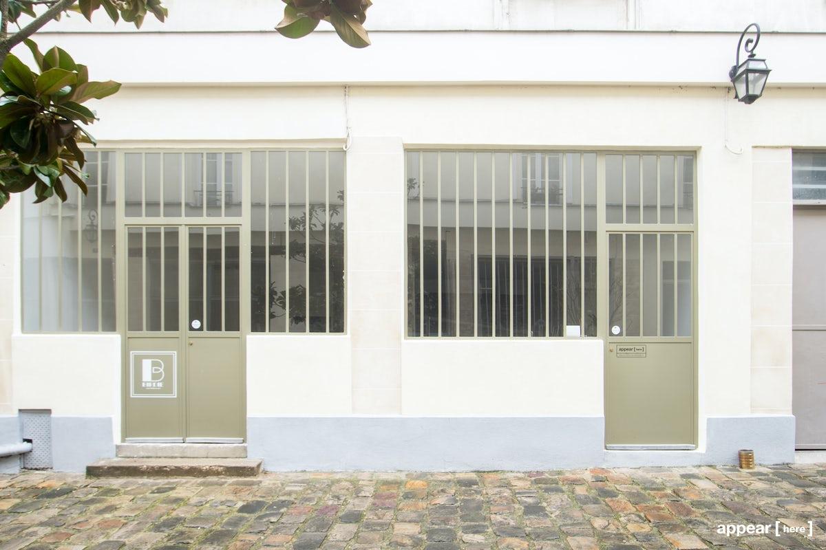 Showroom-Atelier de Saint-Maur