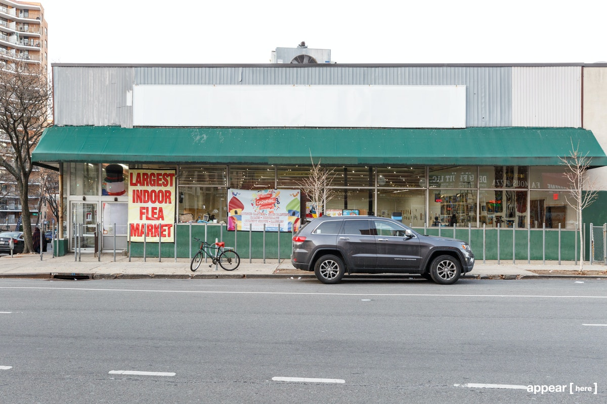 63rd Rd, Rego Park –  The Marketplace