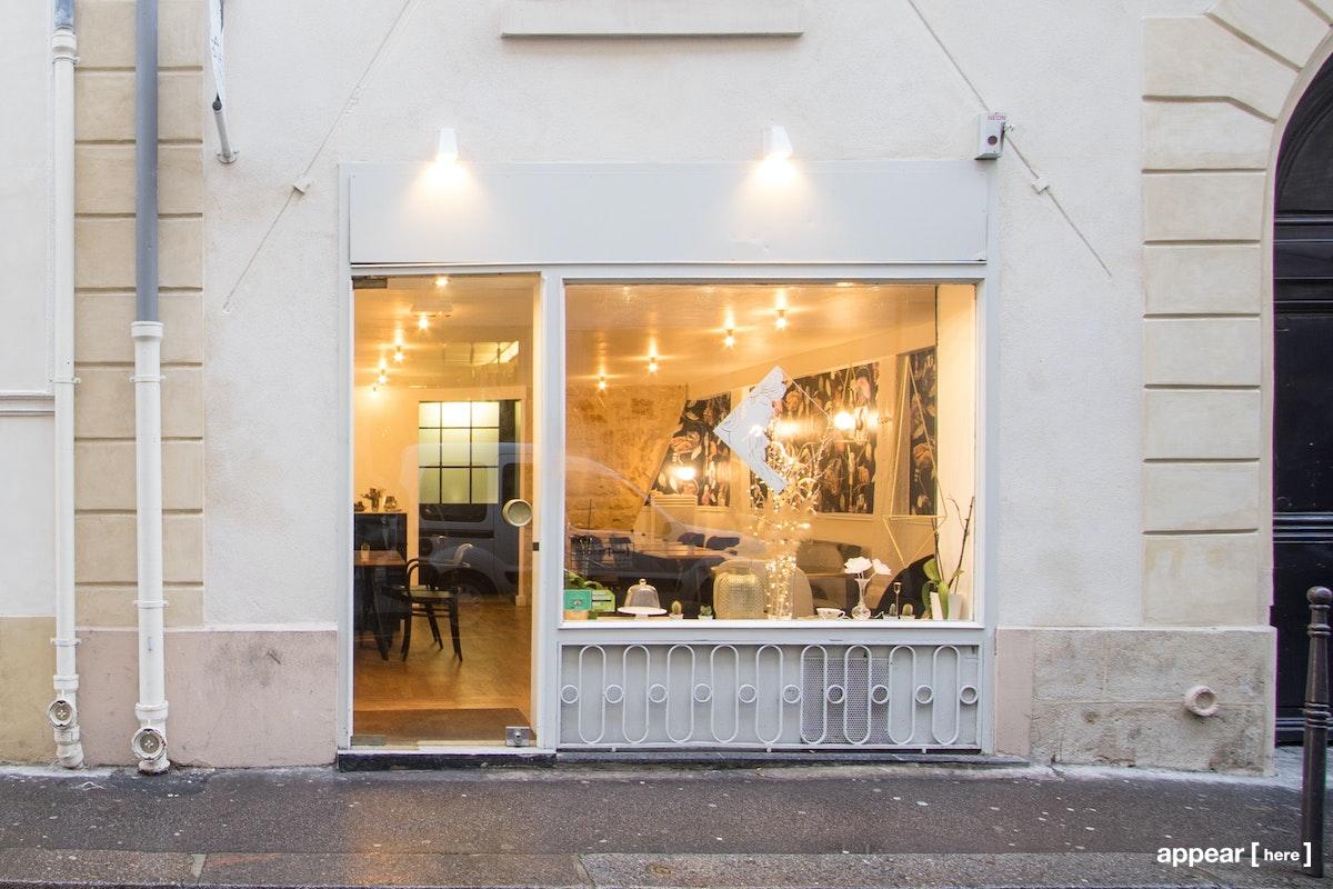 26 rue Charlot, Le Marais, Paris, 3e