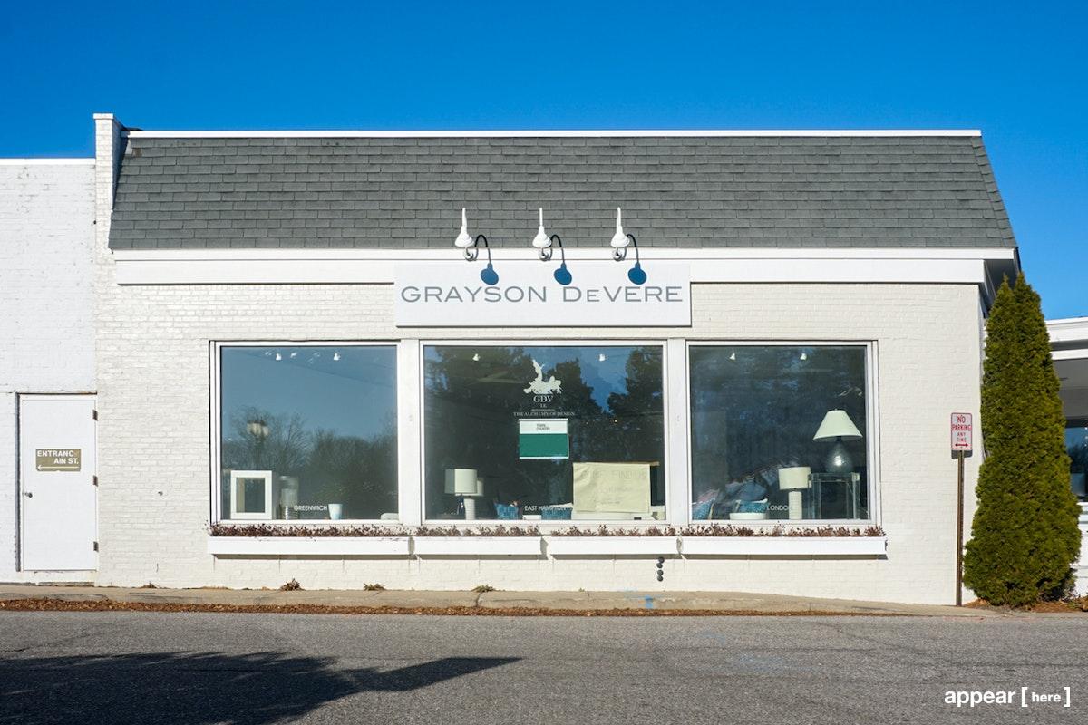 The Circle, East Hampton –The White Studio
