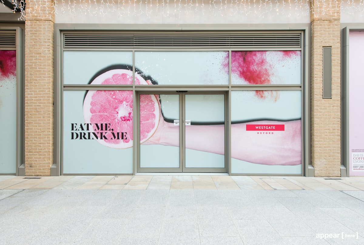 The White Showroom – Westgate, Oxford