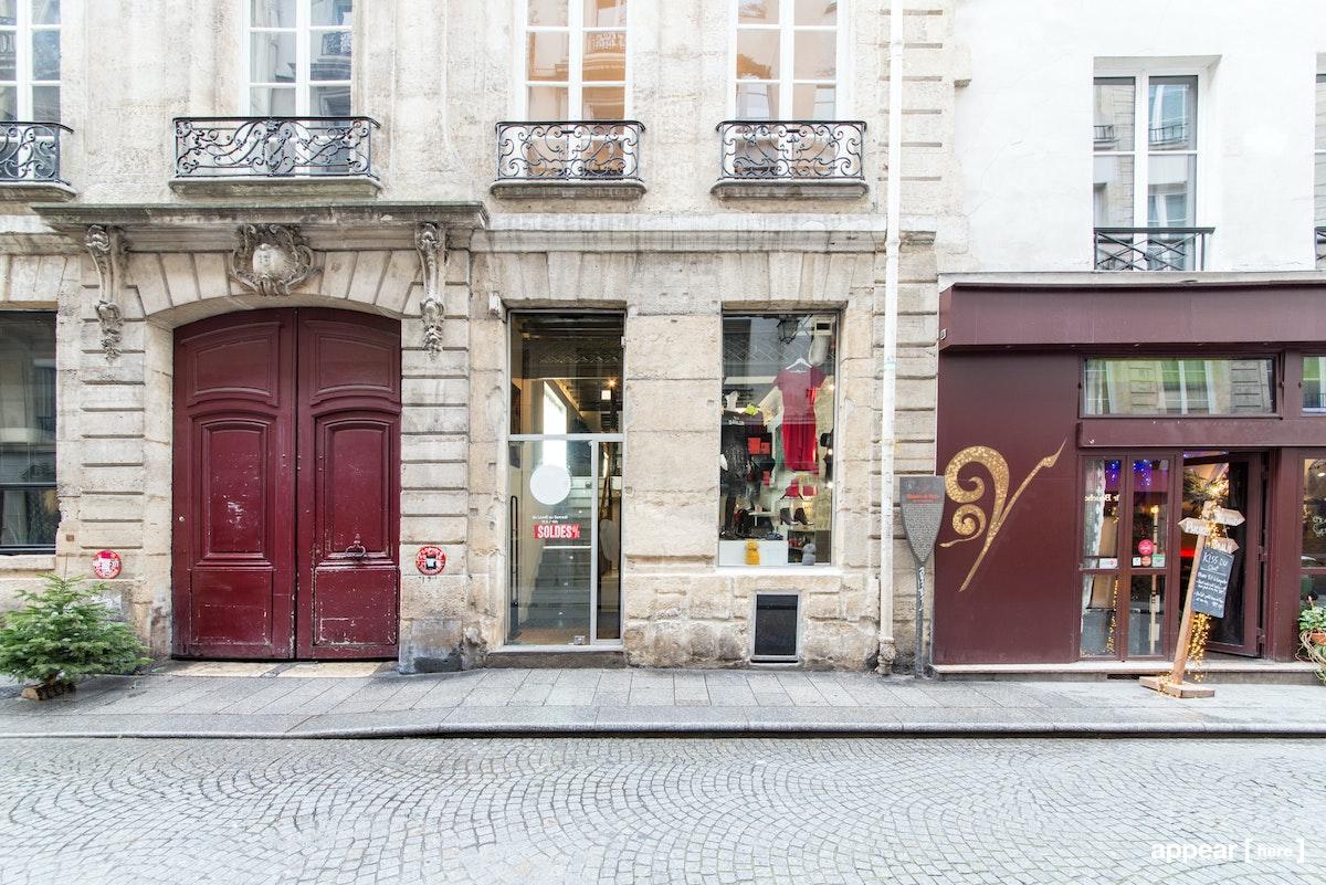 13 rue Tiquetonne, Etienne Marcel, Paris, 2e, Etienne Marcel