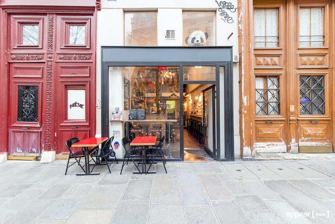 Café-restaurant du Temple