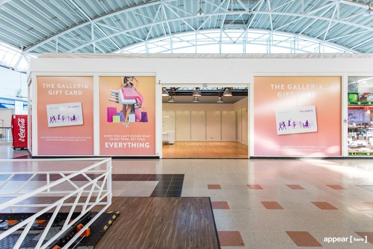 The Galleria, Hatfield –Unit 121