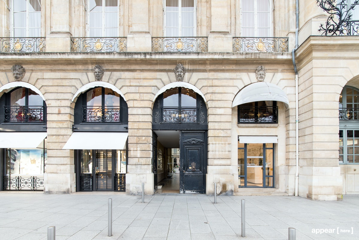Showroom Vendôme