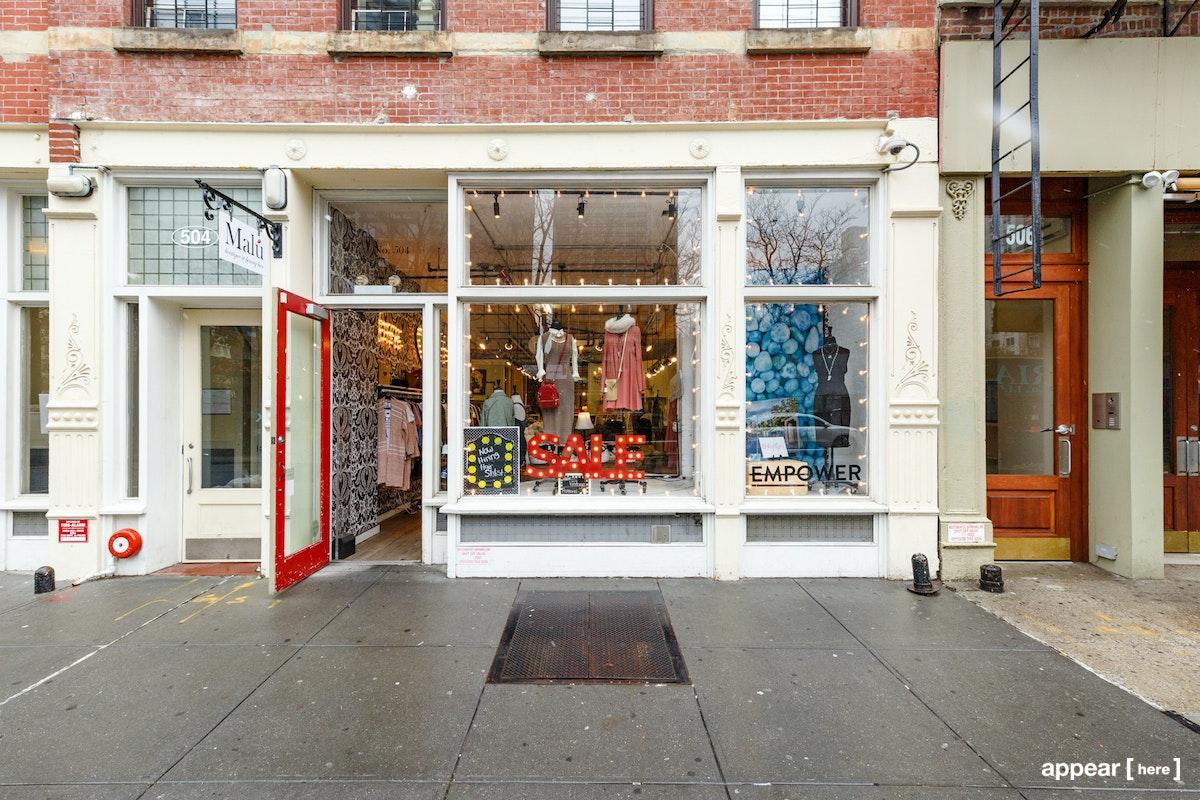 504 Laguardia Place, Soho , New York, NY