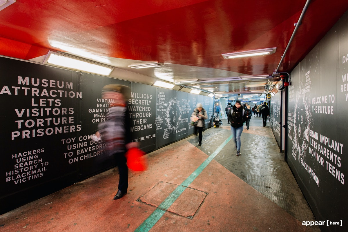 Old Street Station Full Takeover, London