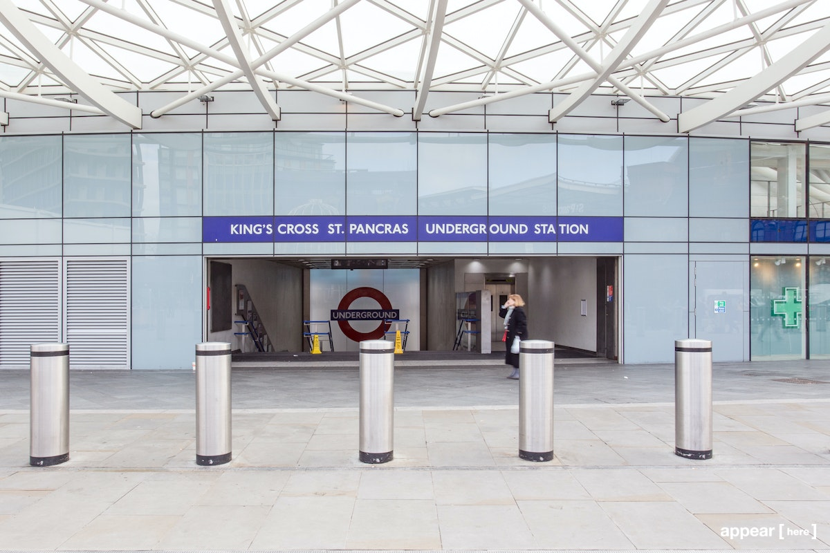 The Northern Ticket Hall, King's Cross