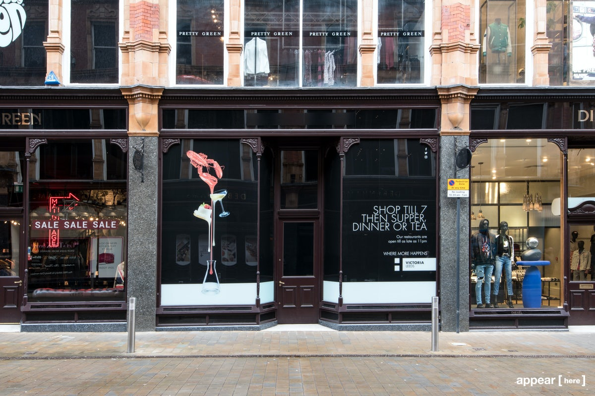 Victoria Quarter - 11 King Edwards Street, Leeds