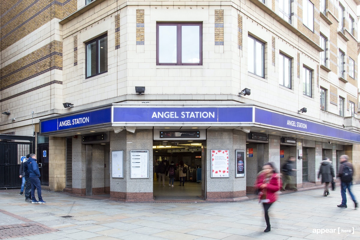 Angel Station, Islington – Experiential Space