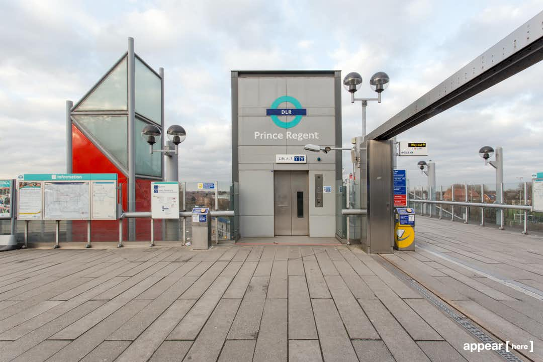 The ExCel Experiential Space – Prince Regent DLR, London Docklands