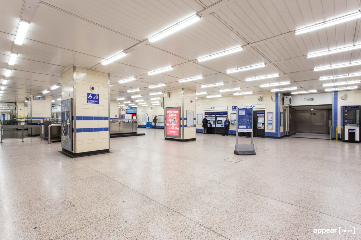 Heathrow Airport Station - The Underground Experiential Space