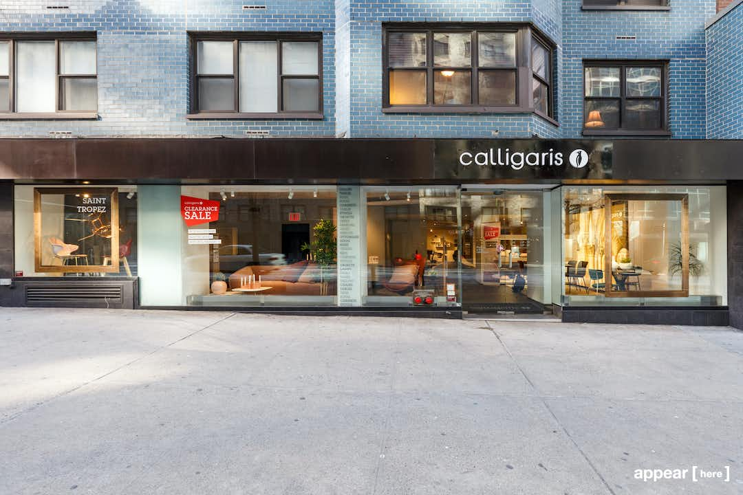 East 57th Street – The Glass Showroom in Midtown East