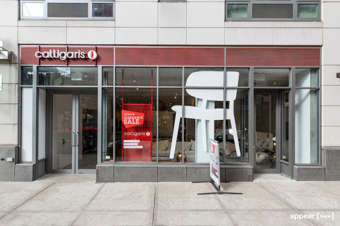 Thompson Street – The Soho Furniture Shop