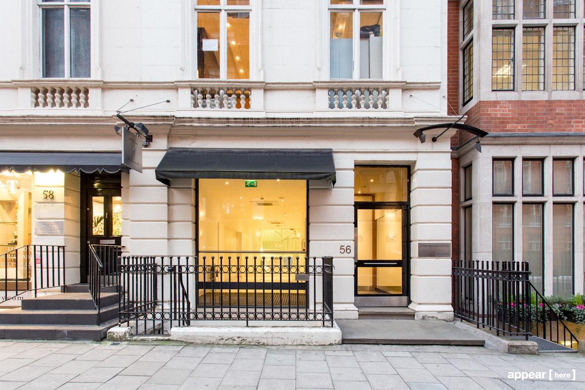 Brook Street, Mayfair - Huge Triplex Space