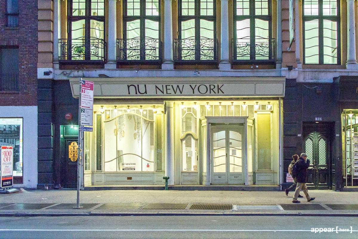 Union Square – Nouveau Broadway Boutique