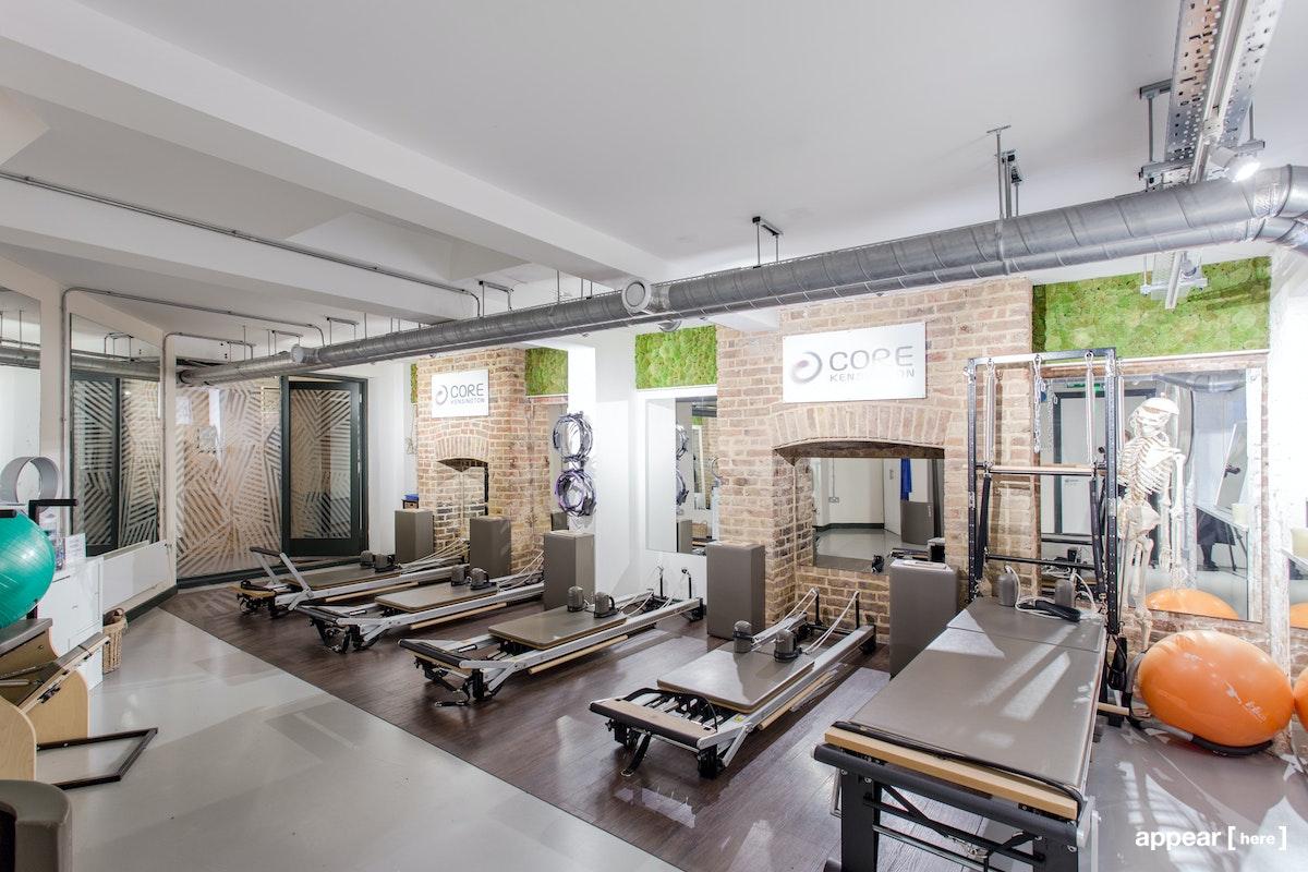 64 Porchester Road - Pilates Studio Basement Space