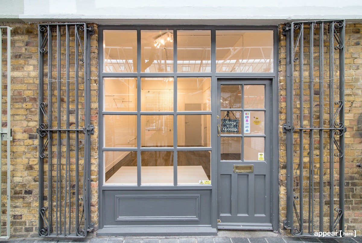 Greenwich Market – Compact Retail Space