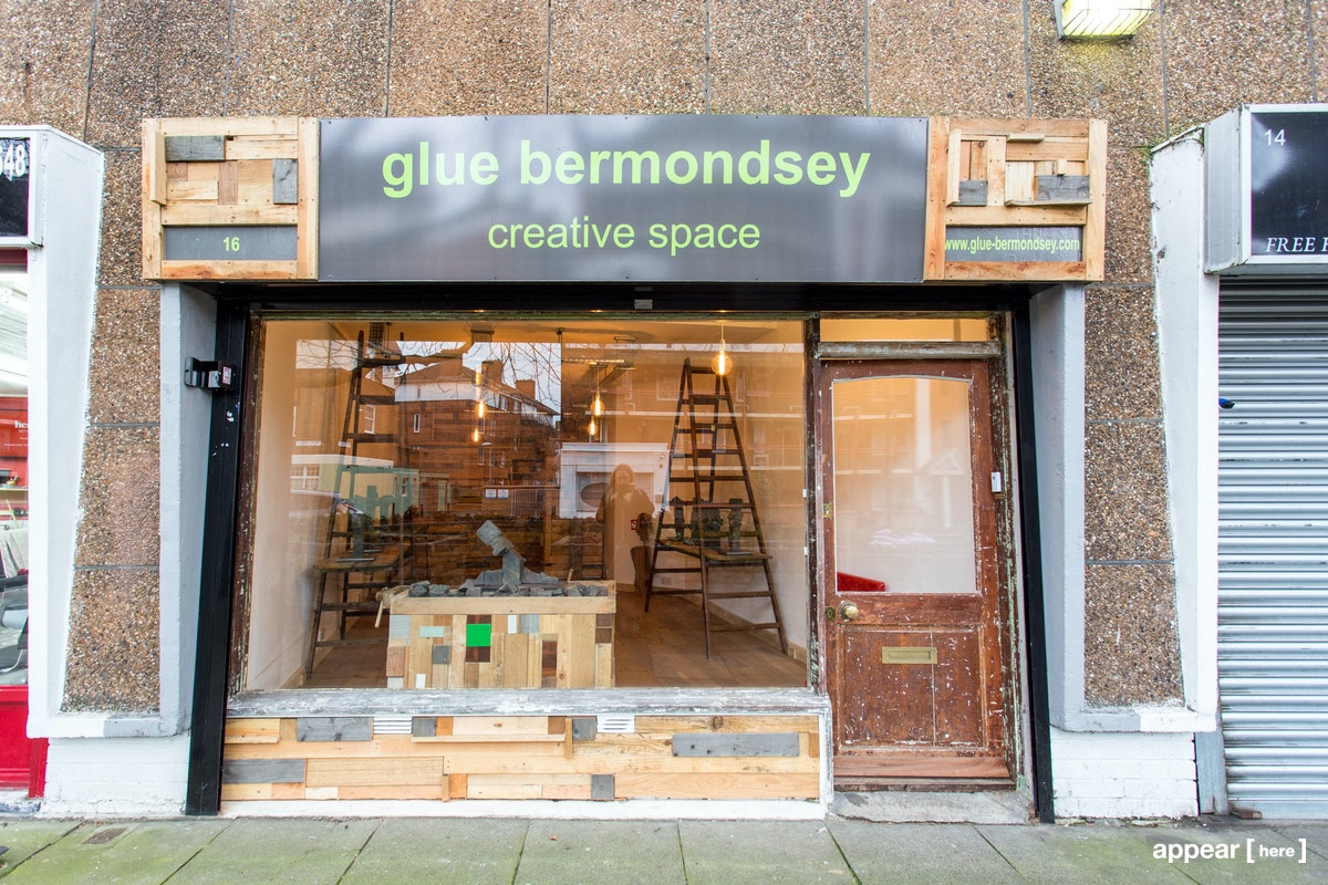 The Wood-Panelled Gallery – West Lane, Rotherhithe