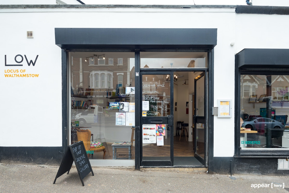 Pop-Up Showroom Space – Chingford Road, Walthamstow