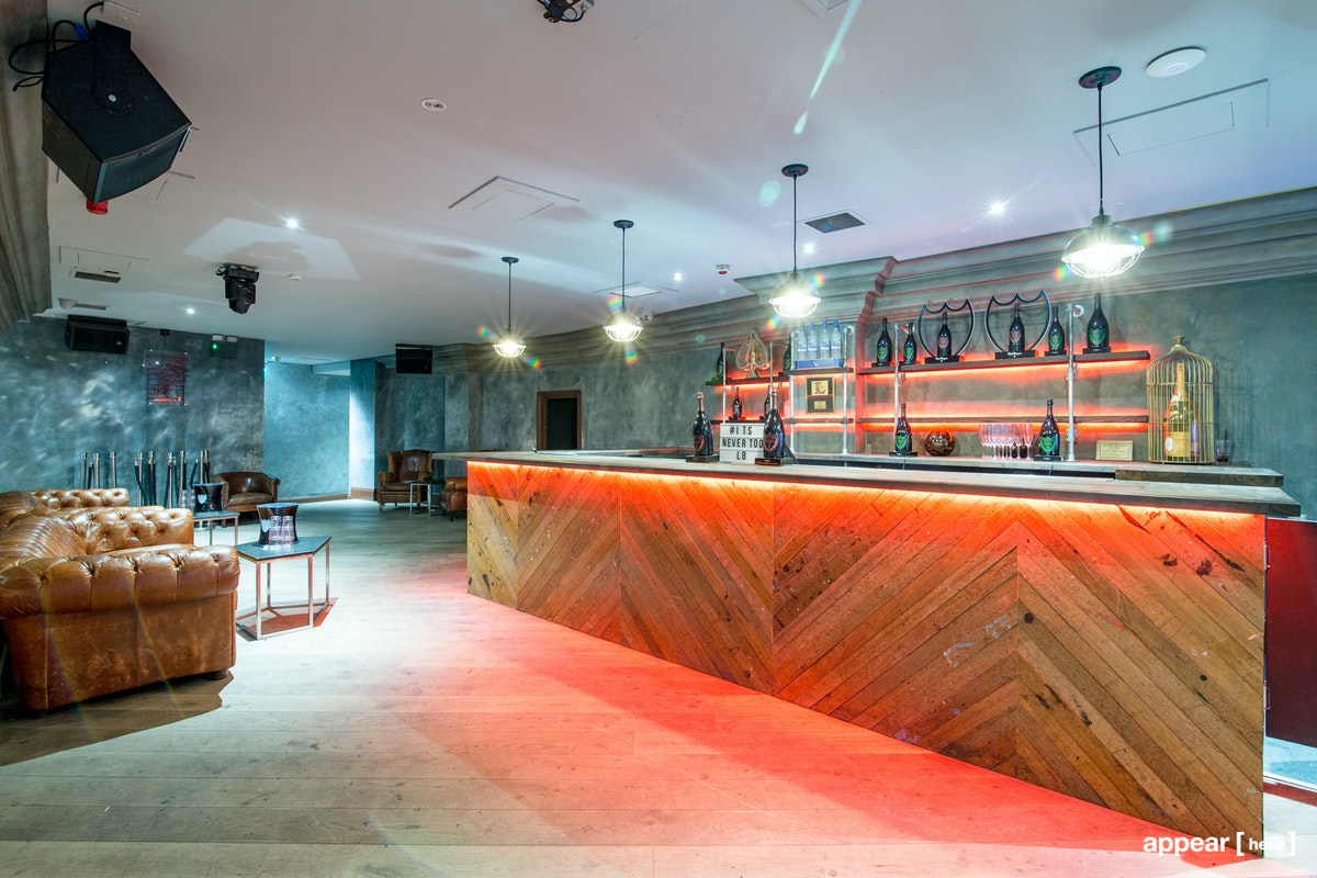 The Berwick Street Basement – Soho