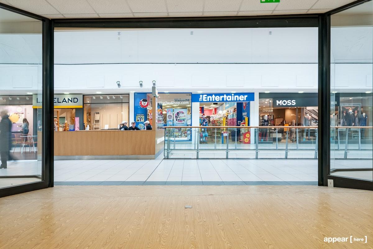 Buchanan Galleries, Glasgow - First Floor Shop