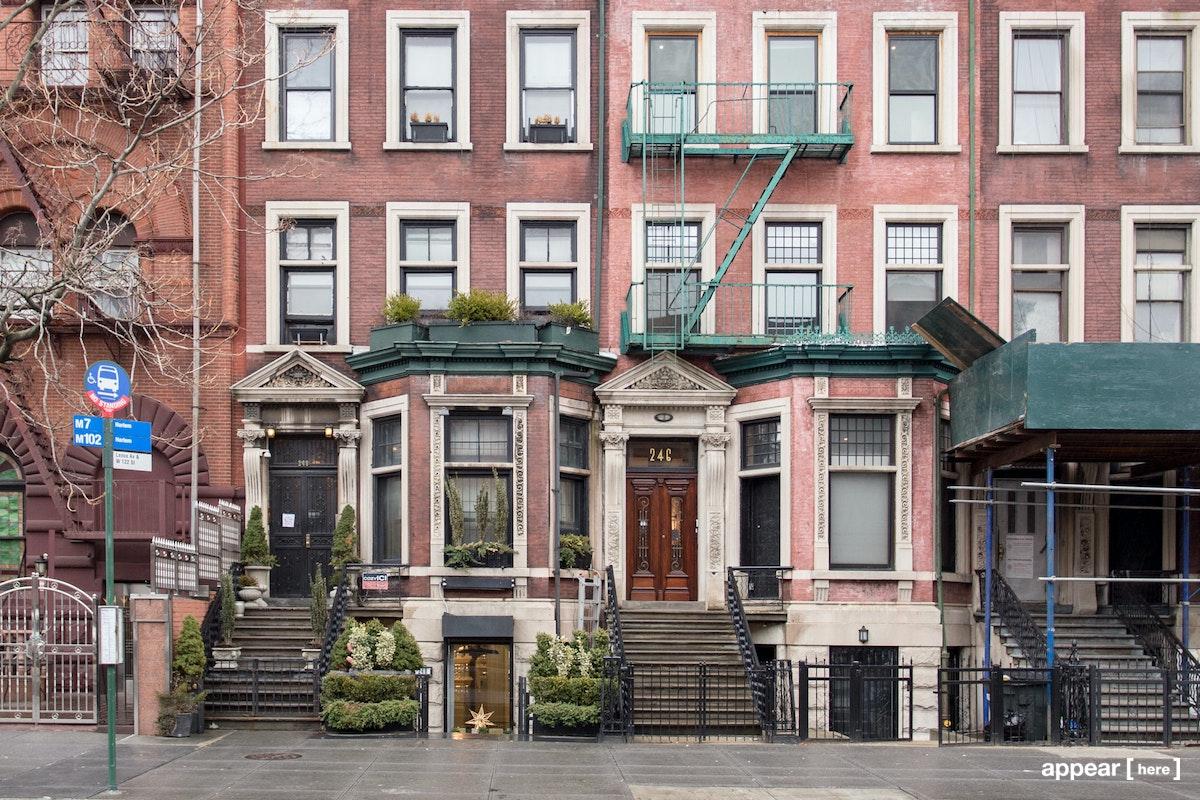 248 Malcolm X Blvd, Harlem , New York, NY