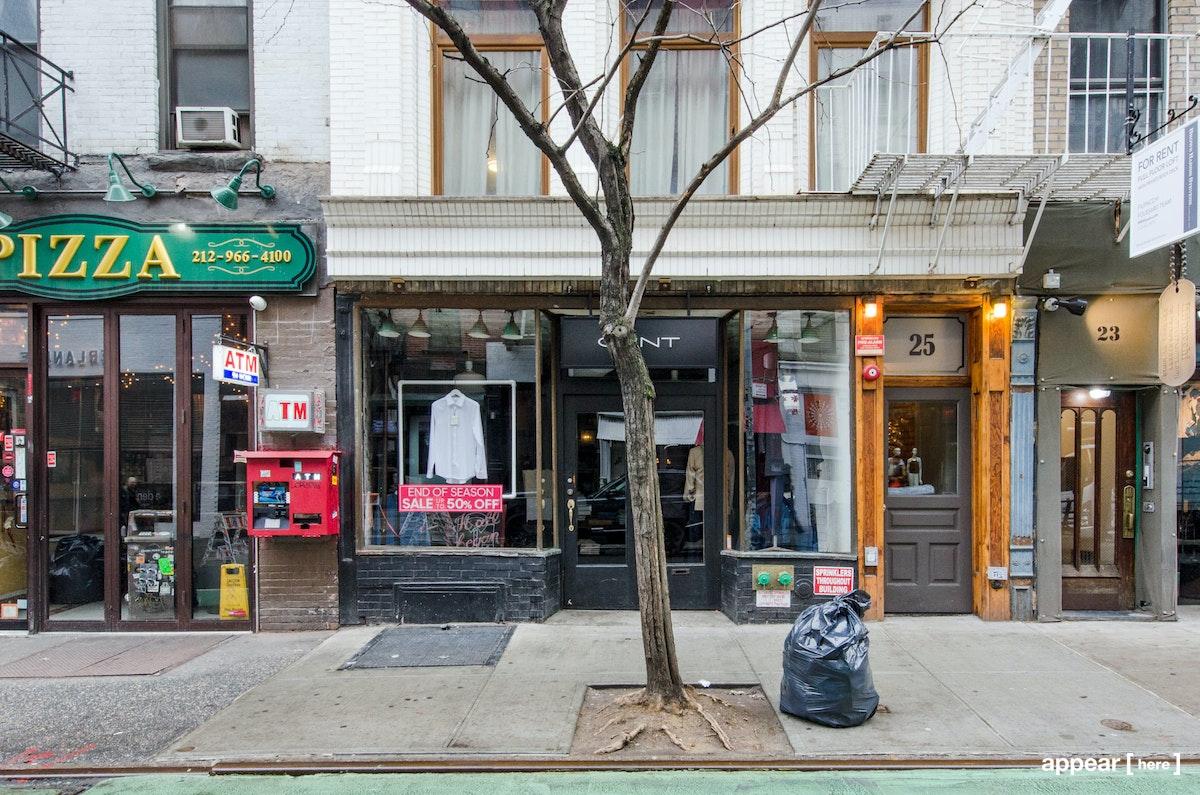 25 Prince Street , Nolita, New York, NY