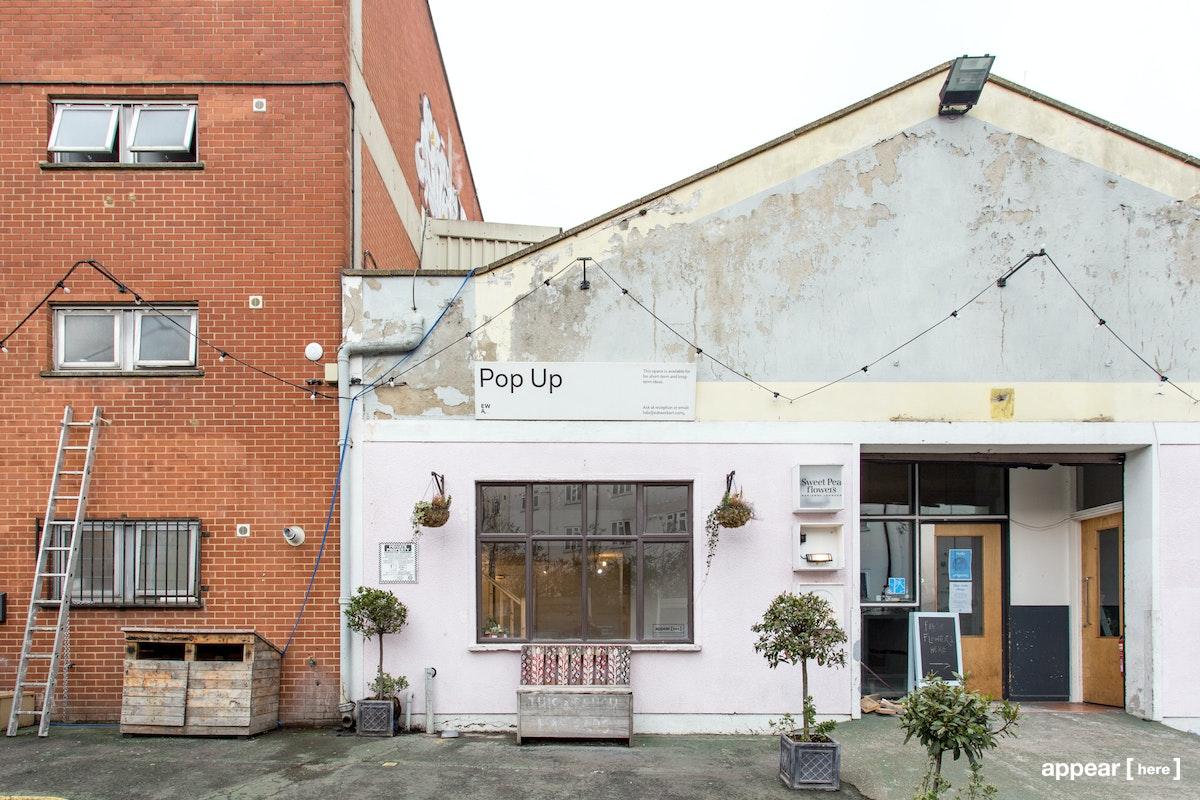 Amhurst Terrace – Hackney Downs Shop Space