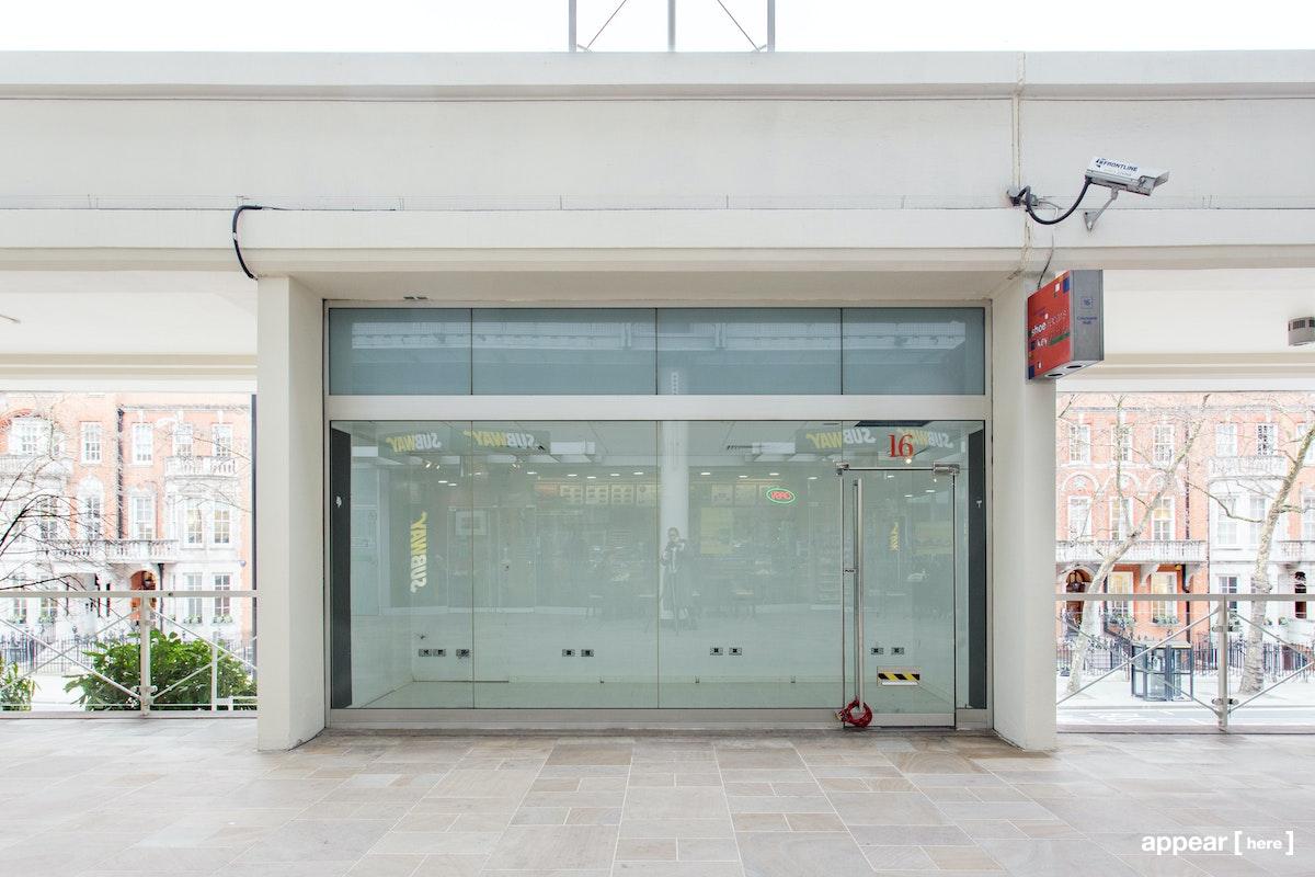 Collonade Walk, Victoria – The Glass Space