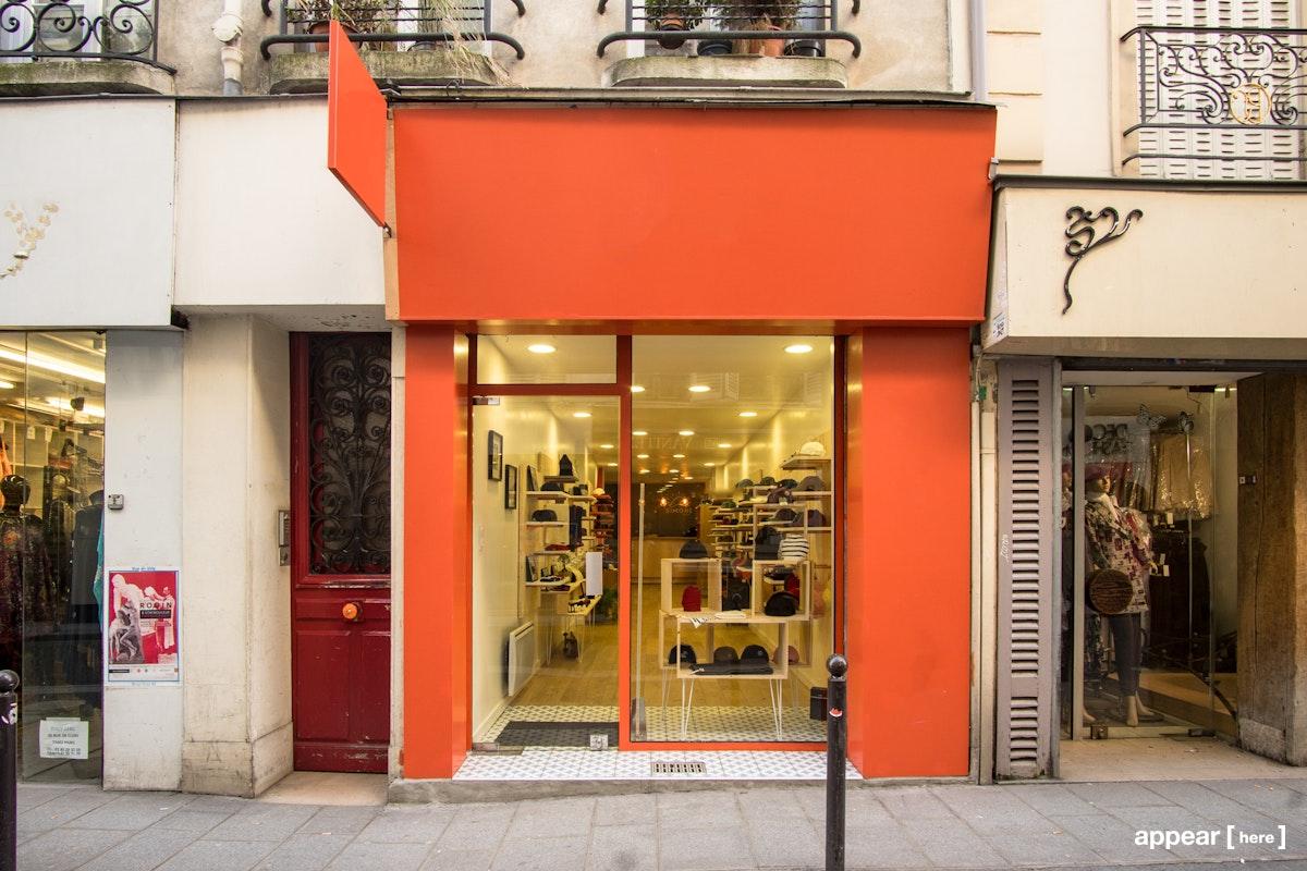 Boutique de Strasbourg Saint-Denis