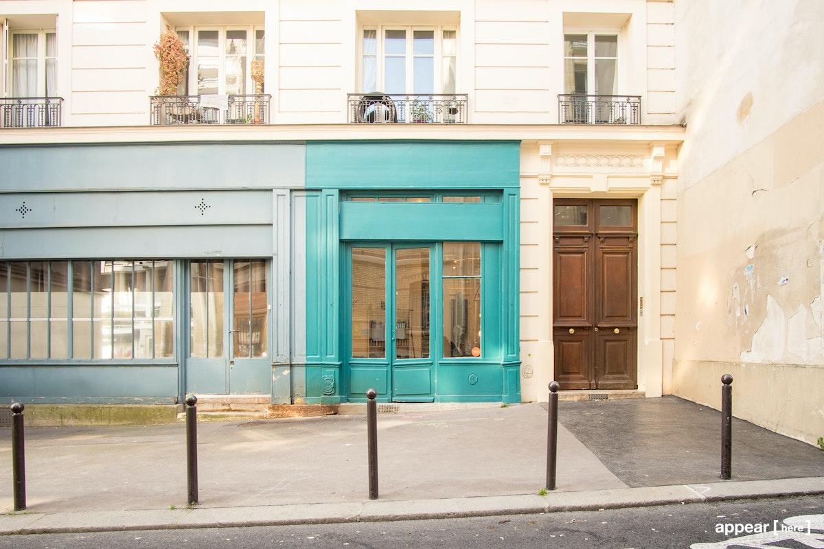 Boutique Turquoise du Val-de-Grâce