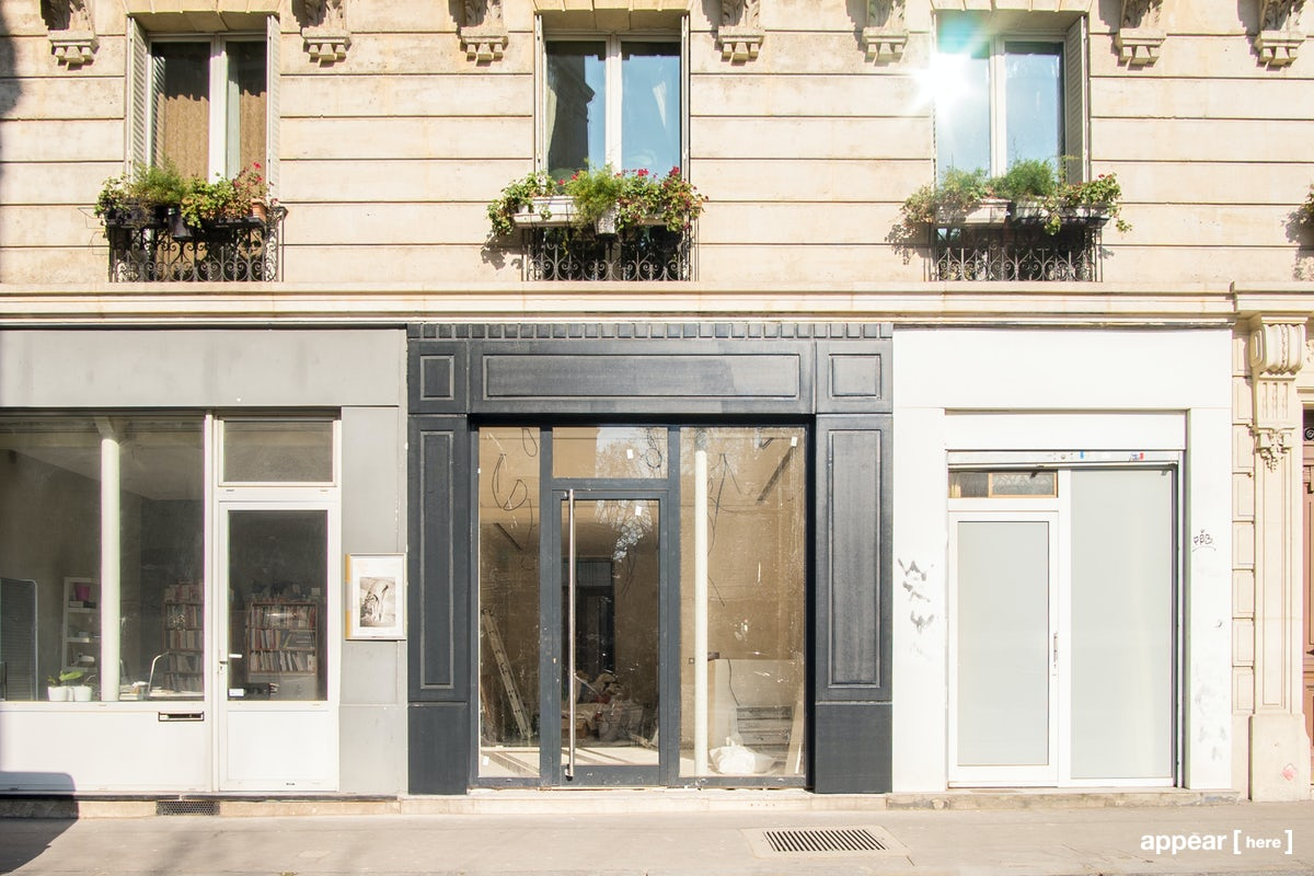 Boutique du Boulevard Pereire