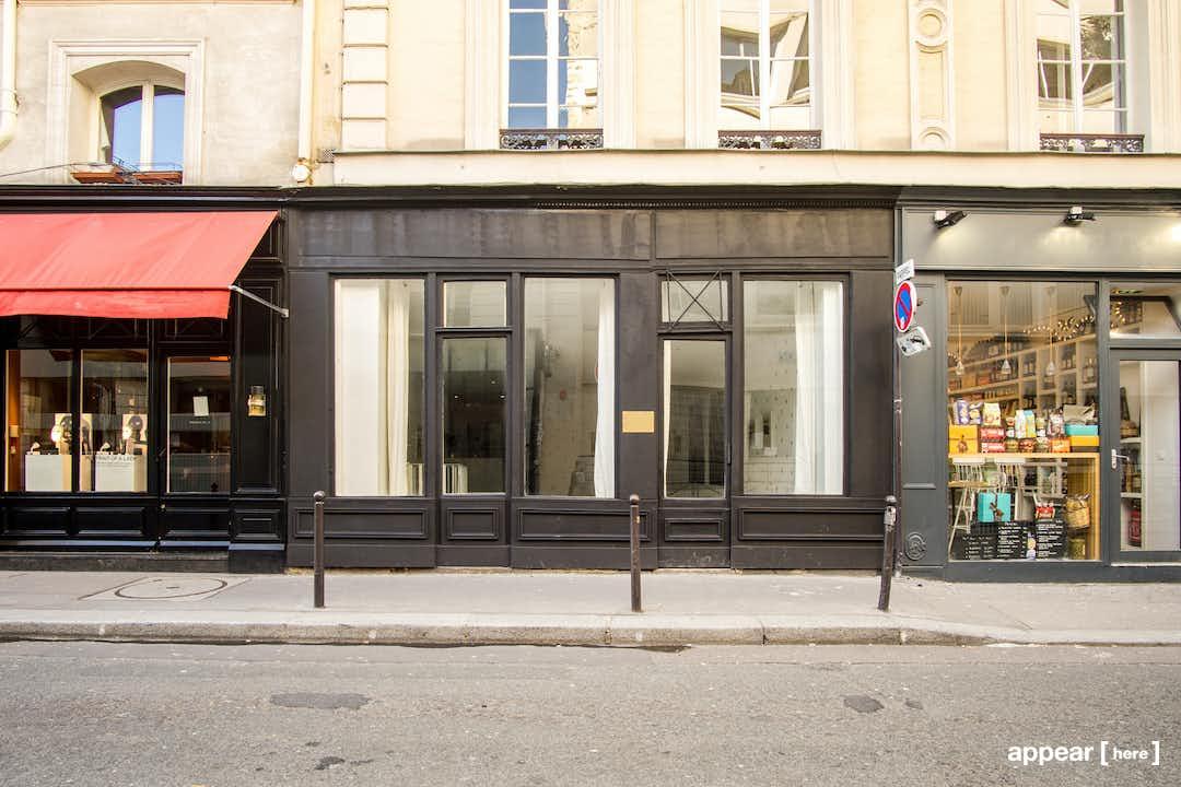 Boîte blanche Saint-Germain