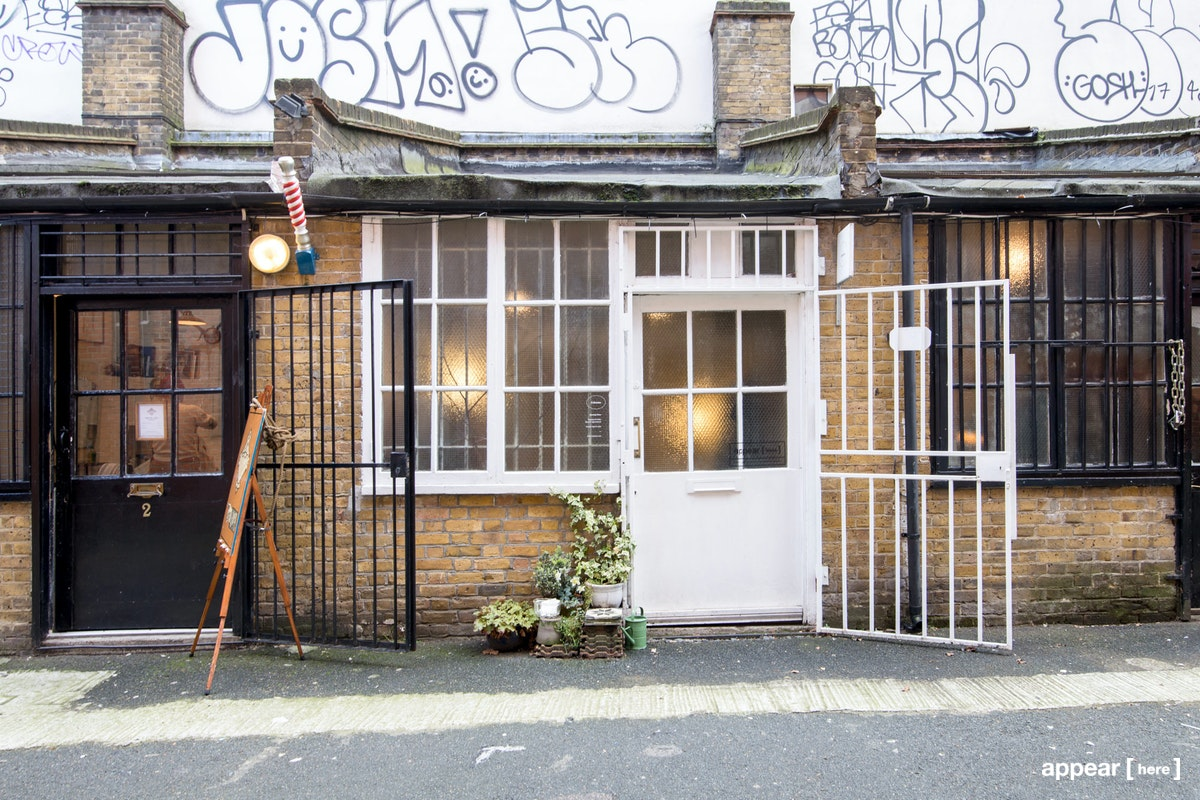 3 Cleve Workshop, London