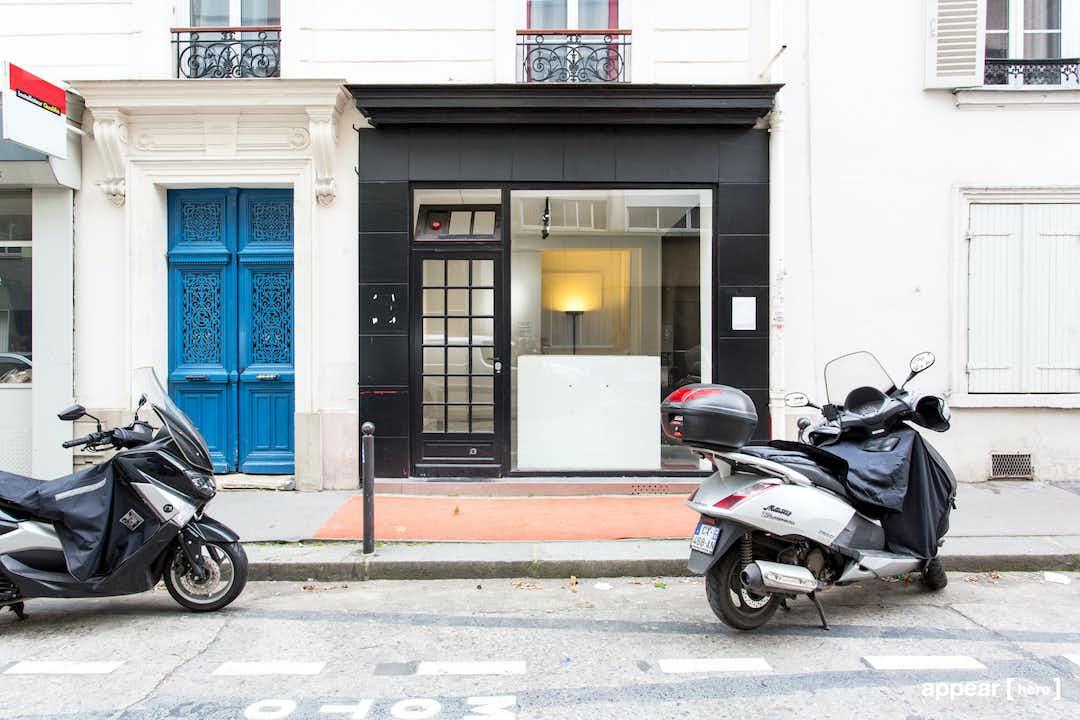 11 rue Lalande, Observatoire, Paris, 14e