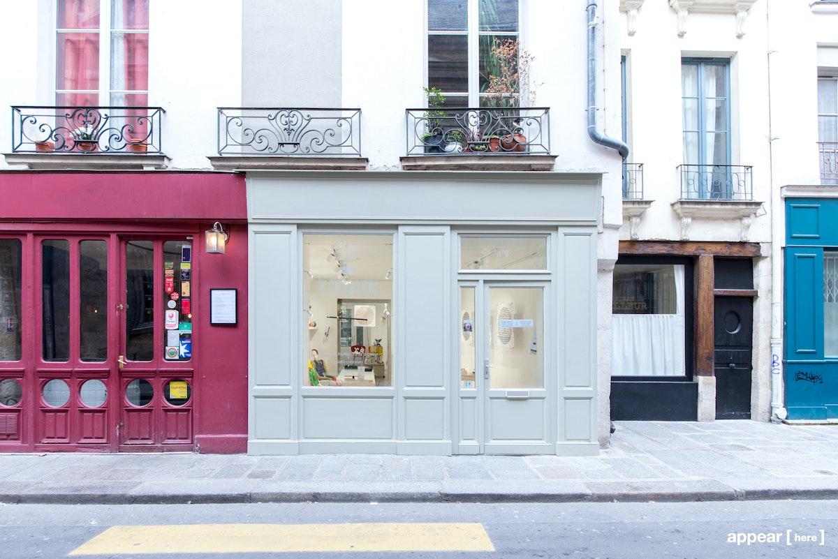 8 rue de Jouy, Le Marais, Paris, 4e