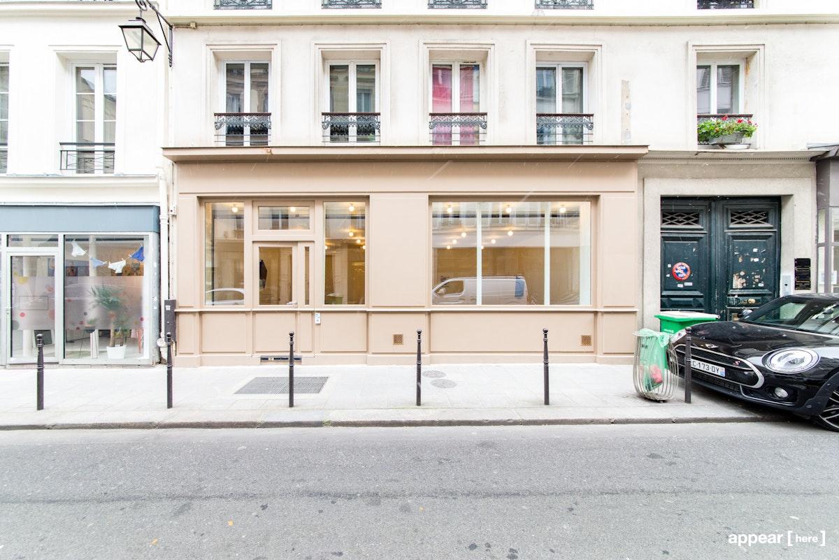 66 rue Notre-Dame de Nazareth, Paris, 3e, Le Marais